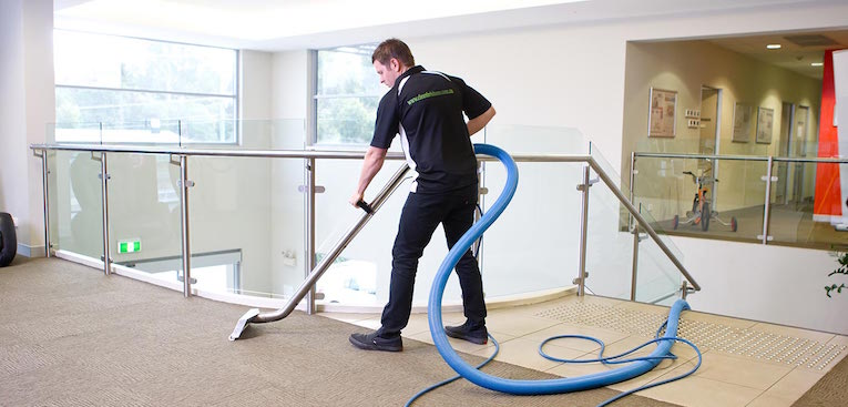 profit margin commercial cleaning